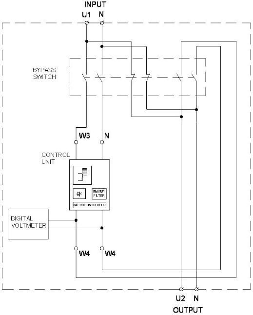 Защита Стабилизатор напряжения снабжен следующей защитой. по перегреву. перегрузка или короткое замыкание по выходу.
